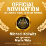 "HMMA Awards Nomination for ""Mystic Vista"""